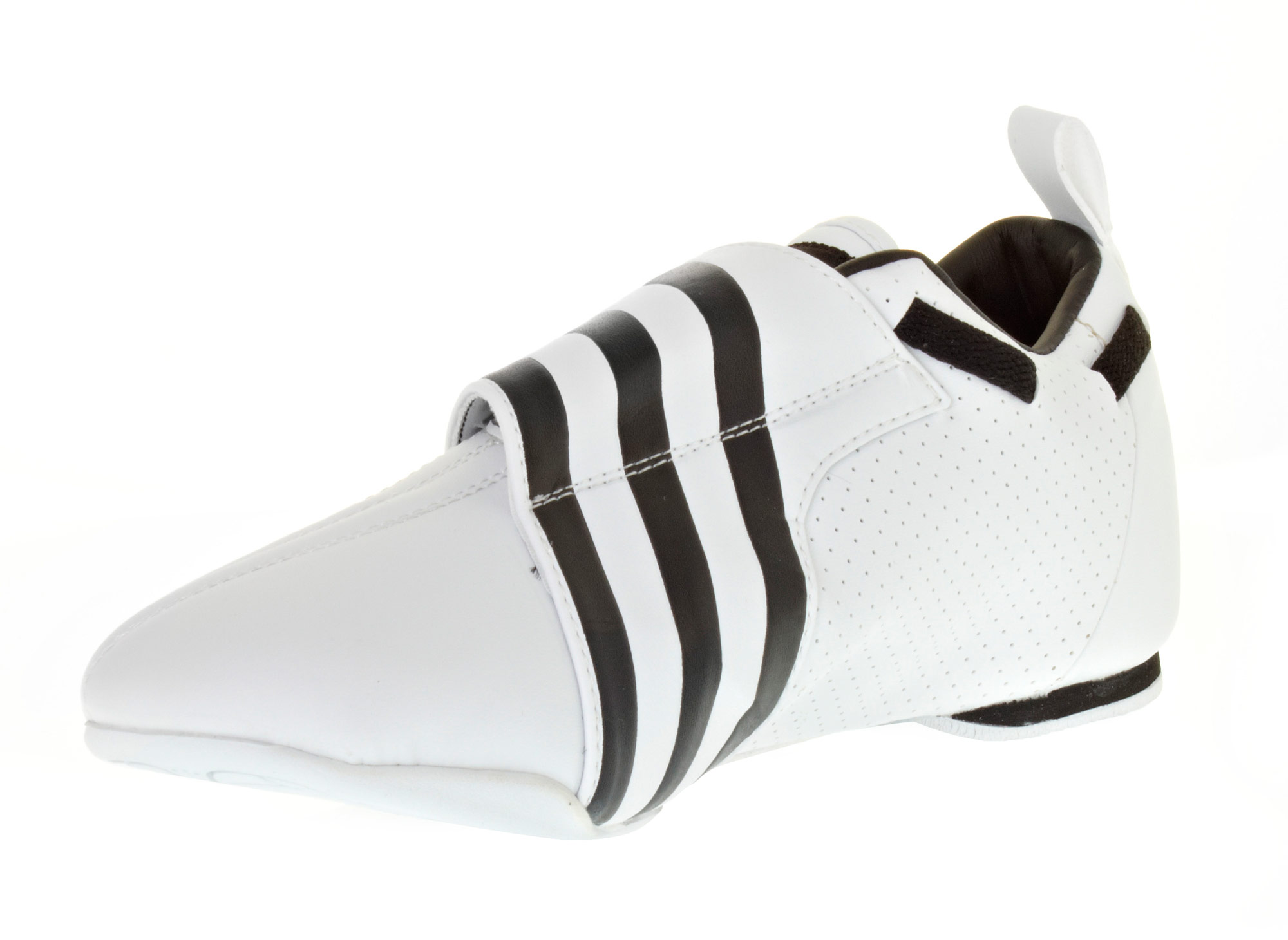 Adidas Mattenschuh Adilux weißschwarz Ju Jutsu Shop