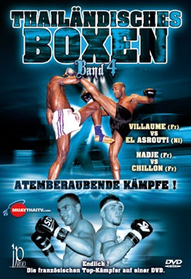 Thai Boxing Vol.4, DVD 157