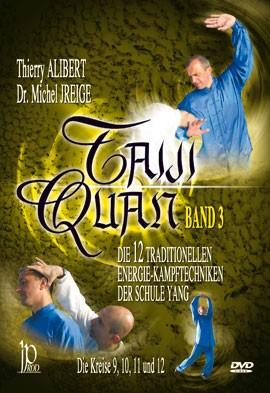 TAIJI QUAN Bd3, die 12 trad. Energie-Kampftechniken, DVD 140